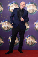"Simon Rimmer<br /> at the launch of the new series of ""Strictly Come Dancing, New Broadcasting House, London. <br /> <br /> <br /> ©Ash Knotek  D3298  28/08/2017"