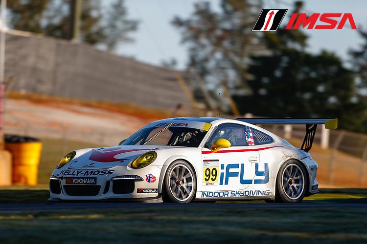 IMSA Porsche GT3 Cup Challenge USA<br /> Road Atlanta<br /> Road Atlanta, Braselton GA<br /> Thursday 5 October 2017<br /> 99, Alan Metni, GT3G, USA, 2016 Porsche 991<br /> World Copyright: Jake Galstad<br /> LAT Images