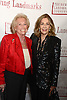 Iris Love and Dame Jillian Sackler attends the New York Landmarks Conservancy's 22nd Living Landmarks Gala on November 5, 2015 at The Plaza Hotel in New York, New York. USA<br /> <br /> photo by Robin Platzer/Twin Images<br />  <br /> phone number 212-935-0770