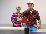 Carson City Senior Ping Pong 2016