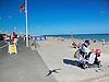 Littlehampton Seaside Resort, Beach and Promenade, West Sussex.<br /> <br /> Stock Photo by Paddy Bergin