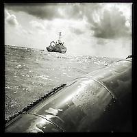 Sea Watch | Hipstamatic | 10/2016