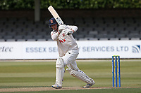 Tom Westley in batting action for Essex during Essex CCC vs Durham CCC, LV Insurance County Championship Group 1 Cricket at The Cloudfm County Ground on 16th April 2021