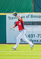 11 March 2013: Washington Nationals outfielder Jayson Werth in action during a Spring Training game against the Atlanta Braves at Space Coast Stadium in Viera, Florida. The Braves defeated the Nationals 7-2 in Grapefruit League play. Mandatory Credit: Ed Wolfstein Photo *** RAW (NEF) Image File Available ***