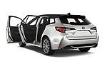 Car images of 2019 Toyota Corolla-TS-hybrid Style 5 Door Wagon Doors