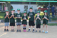 Lacon T Ball 4 and 5 - 6/29/18