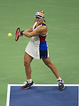 August 29,2017:   Angelique Kerber (GER) loses to Naomi Osaka (JPN) 6-3, 6-1, at the US Open being played at Billie Jean King Tennis Center in Queens, New York.  ©Leslie Billman/Tennisclix/CSM