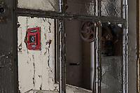 Abandoned Hospital.<br /> 18.5.2014<br /> Copyright: Christian-Ditsch.de<br /> [Inhaltsveraendernde Manipulation des Fotos nur nach ausdruecklicher Genehmigung des Fotografen. Vereinbarungen ueber Abtretung von Persoenlichkeitsrechten/Model Release der abgebildeten Person/Personen liegen nicht vor. NO MODEL RELEASE! Don't publish without copyright Christian-Ditsch.de, Veroeffentlichung nur mit Fotografennennung, sowie gegen Honorar, MwSt. und Beleg. Konto:, I N G - D i B a, IBAN DE58500105175400192269, BIC INGDDEFFXXX, Kontakt: post@christian-ditsch.de]