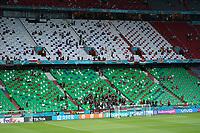 Block von Ungarn<br /> - Muenchen 23.06.2021: Deutschland vs. Ungarn, Allianz Arena Muenchen, Euro2020, emonline, emspor, <br /> <br /> Foto: Marc Schueler/Sportpics.de<br /> Nur für journalistische Zwecke. Only for editorial use. (DFL/DFB REGULATIONS PROHIBIT ANY USE OF PHOTOGRAPHS as IMAGE SEQUENCES and/or QUASI-VIDEO)