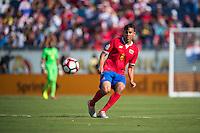 Orlando, Florida - Saturday, June 04, 2016: Costa Rican defender Oscar Duarte (6) during a Group A Copa America Centenario match between Costa Rica and Paraguay at Camping World Stadium.