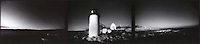 Marshall Point lighthouse triptych<br />