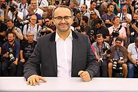 Andrey ZVYAGINTSEV en photocall pour le film NELYUBOV lors du soixante-dixième (70ème) Festival du Film à Cannes, Palais des Festivals et des Congres, Cannes, Sud de la France, jeudi 18 mai 2017.