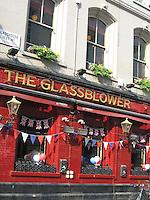The Glassblower Pub, London