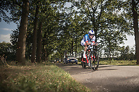 Arnaud Démare (FRA/FDJ)<br /> <br /> 12th Eneco Tour 2016 (UCI World Tour)<br /> stage 2: Breda-Breda iTT (9.6km)