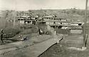Irak 1970.Le village de Barzan.Iraq 1970.The village of Barzan