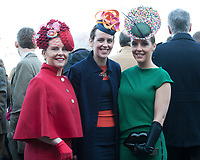 Ladies Day of The Festival at Cheltenham Racecourse on Wednesday 15th March 2017 (Photo by Rob Munro/Stewart Communications)
