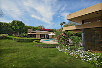 Stock photo of modern home