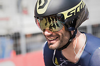 Luka Mezgec (SLO/Orica-Scott) after finishing the final stage/time trial into Milano<br /> <br /> stage 21: Monza - Milano (29km)<br /> 100th Giro d'Italia 2017