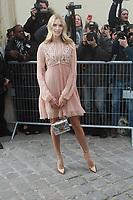 Elena Perminova - ArrivÈes au dÈfilÈ 'Dior' au MusÈe Rodin lors de la Fashion Week de Paris, le 03/03/2017. # LES PEOPLE ARRIVENT AU DEFILE 'DIOR' - FASHION WEEK DE PARIS