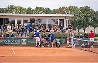 Netherlands, Oktober 17,  2021, Beneden-Leeuwen, KIA Competition Men, premier league, Lewabo vs Suthwalda, Doubles: <br /> Photo: Henk Koster/tennisimages.com