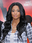 Ciara at the Columbia pictures L.A. Premiere of The Karate Kid held at The Mann Village Theatre in Westwood, California on June 07,2010                                                                               © 2010 Debbie VanStory / Hollywood Press Agency