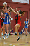 Colleges Wales Netball 2015