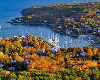 Camden Harbor, Maine