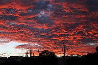 BOGOTA -COLOMBIA- 24-10--2013. Amanecer / sunrise .Photo: VizzorImage / Felipe Caicedol / Staff