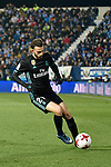 Leganes vs Real Madrid Borja Mayoral during Copa del Rey  match. A quarter of final go. 20180118.