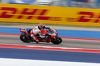 3rd October 2021; Austin, Texas, USA;  Johann Zarco of France and Pramac Racing trailing the pack during the MotoGP Red Bull Grand Prix of the Americas  at Circuit of The Americas in Austin, Texas.