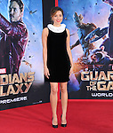 Aubrey Plaza<br /> <br /> <br />  attends The Marvel Studios World Premiere GUARDIANS OF THE GALAXY held at The Dolby Theatre in Hollywood, California on July 21,2014                                                                               © 2014Hollywood Press Agency