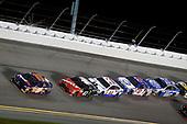 2017 NASCAR Monster Energy Cup - Can-Am Duels<br /> Daytona International Speedway, Daytona Beach, FL USA<br /> Thursday 23 February 2017<br /> Denny Hamlin, FedEx Express Toyota Camry<br /> World Copyright: Matthew T. Thacker/LAT Images<br /> ref: Digital Image 17DAY2mt1161