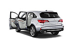 Car images close up view of 2017 Acura MDX SH-AWD Advance & Entertainment Package 5 Door SUV doors