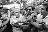 - Alessandro Natta, segretario del PCI (Partito Comunista Italiano) alla festa dell'Unità di Torino (Luglio1984)<br /> <br /> - Alessandro Natta, secretary PCI (Italian Communist Party) to the fest of Unità in Turin (July 1984)