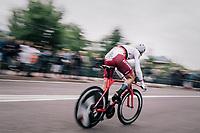 Tony Martin (GER/Katusha-Alpecin)<br /> <br /> stage 16: Trento – Rovereto iTT (34.2 km)<br /> 101th Giro d'Italia 2018