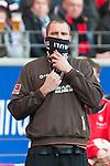19.03.2011, Commerzbank-Arena, Frankfurt, GER, 1. FBL, Eintracht Frankfurt vs FC St. Pauli, im Bild Benedikt Pliquett (St. Pauli #1), Foto © nph / Roth