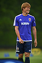 Football/Soccer: Japan National Team Training Session in Chiba