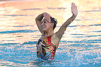 STANFORD, CA - FEBRUARY 7:  Olivia Morgan of the Stanford Cardinal during Stanford's 88-78 win against the Incarnate Word Cardinals on February 7, 2009 at Avery Aquatic Center in Stanford, California.