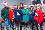 Beale Lips Zipped: Taking part in the  Lips Zipped event at the Ballybunion Community Centre in  aid of Beale GAA on 28th December were John Larkin, Eileenn Kiely, Trish Byrnes, Karen Walsh, Marleen Jones, Leesha Meehan, Katie O'Neill & Anna Marie OFogarty.