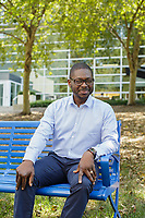 Portraits at Duke University's Fuqua School of Business in Durham, North Carolina, Wednesday, September 25, 2019  (Justin Cook)