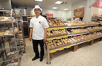 Min Paija at the Bakery