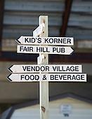 All roads lead to Fair Hill.