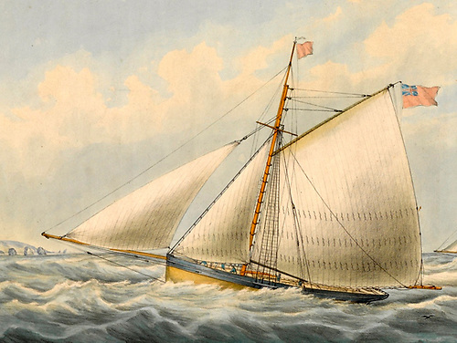 "Ace smuggler Philip Sainty's ""Get-Out-Of-Gaol"" Card – the extra-fast cutter Pearl"