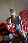 As the heroin begins to take hold, Vladi returns to play with his son.<br /> <br /> Albania's HIV epidemic is concentrated among injecting drug users and other high-risk groups, but has the potential to spread into the rest of the population. The NGO Stop AIDS, supported by UNICEF, offers information and health services to heroin addicts in the capital Tirana to reduce their chances of becoming infected.