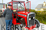 Asdee Vintage Tractor Run: Taking part in the Adee Vintage Tractor run on Sunday last was Patrick Horgan, Glin with his very rare Massey Ferguson 240 tractor.
