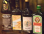 Costantini Liquor Store, Rome, Italy