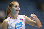 Fetisova Lrina (RUS), AUGUST 27, 2015 - Volleyball : FIVB Women's World Cup 2015 1st Round between Russia 3-0 Kenya  in Tokyo, Japan. (Photo by Sho Tamura/AFLO SPORT)