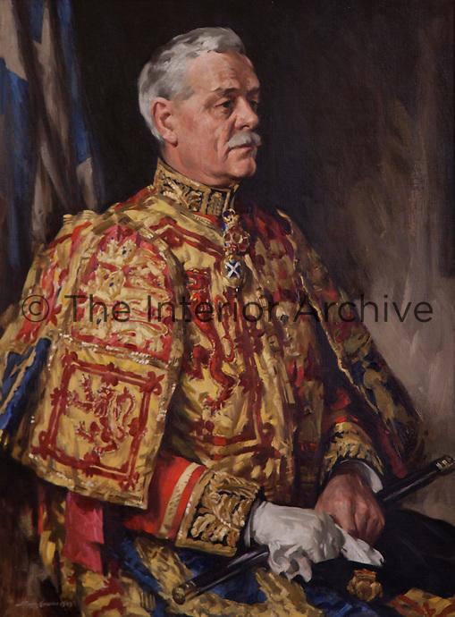 Portrait of Colonel Gordon Loch