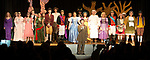March 9, 2017- Tuscola, IL- The TCHS Drama Club cast of Into The Woods gather onstage just before intermission on opening night.  [Photo: Douglas Cottle]