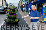 Cllr Donal Grady who is not